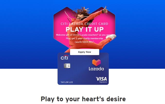 lazada malaysia citibank credit card promotion