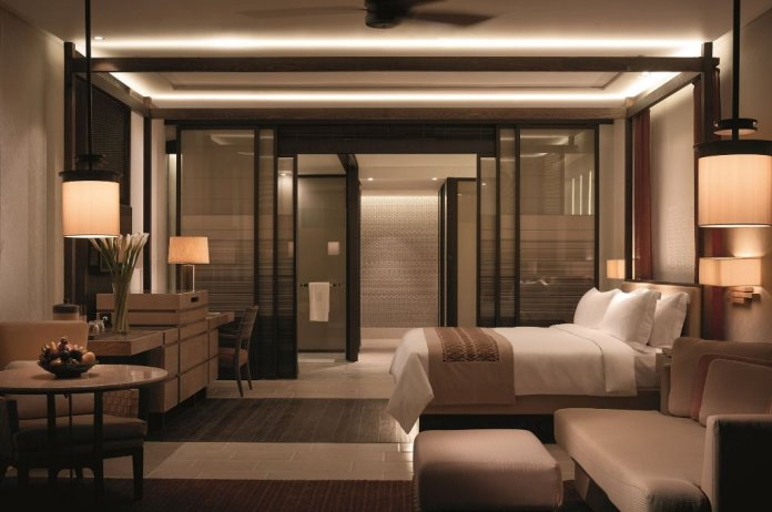 Sawangan Junior Suite at The Ritz-Carlton Bali