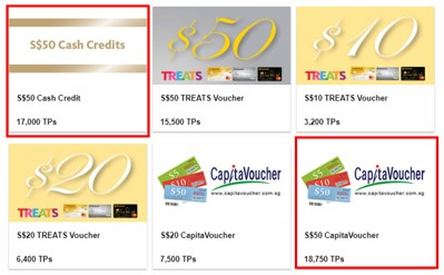 maybank rewards catalogue