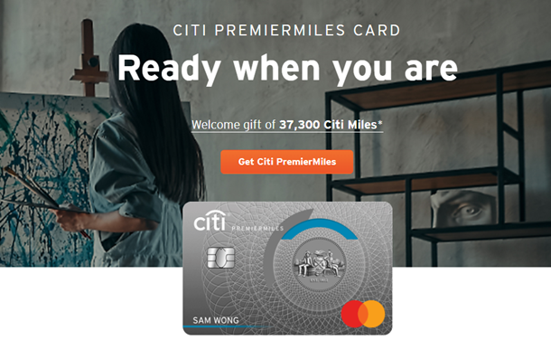 citi premiermiles sign up bonus
