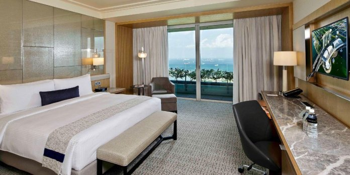 Marina Bay Sands Premier Room