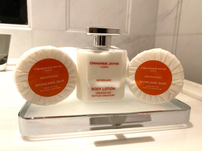 Ormonde Jayne bathroom products
