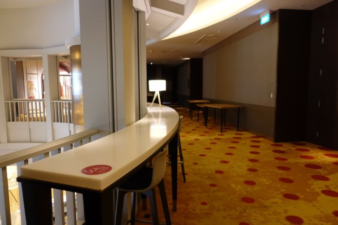 Grand Copthorne Singapore Co-working Space