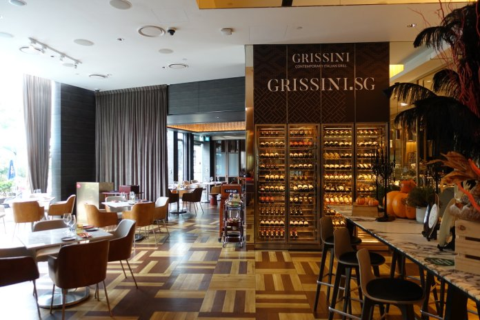 Grissini at Grand Copthorne Singapore