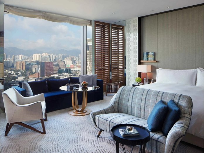 Kowloon Peak View Room