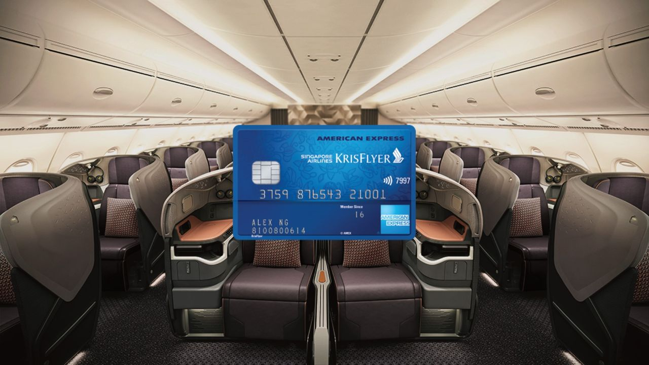 American Express enhances MGM offer on AMEX KrisFlyer Credit Card | The Milelion