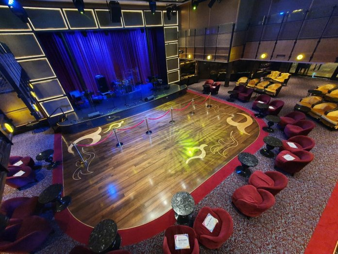 Quantum of the Seas Music Hall