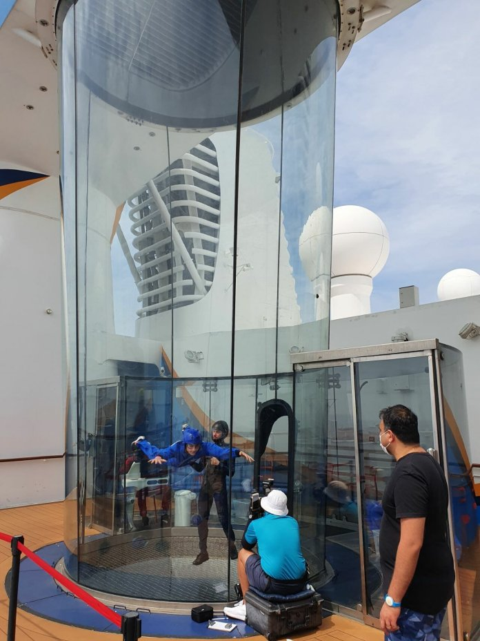Quantum of the Seas Ripcord by iFly