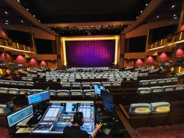 Quantum of the Seas Royal Theatre